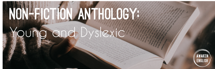 Young and Dyslexic? You've got it going on