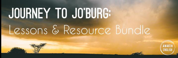 Journey to Jo'burg: ResourceBundle